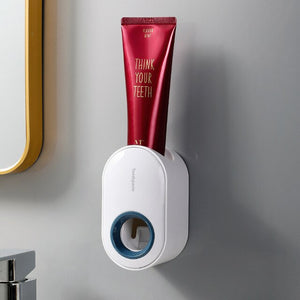 Durable Touch Automatic Toothpaste Dispenser