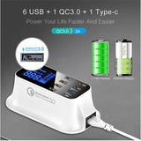 Multi Port USB Phone Charger