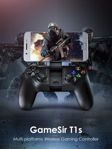 T1s Bluetooth Wireless Mobile Game Controller