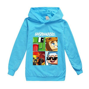 Unspeakable Children Hoodies