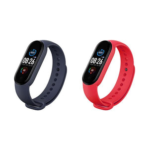 Buy One Get One Free: Smart Fitness Bracelet Watch