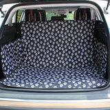 Car Seat Cover Trunk Mat Cover Protector Carrying For Cats Dogs