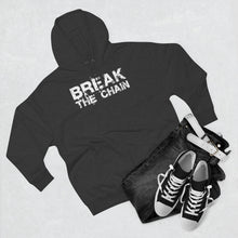 Load image into Gallery viewer, Mens Break the chain logo Hoodie