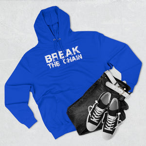 Mens Break the chain logo Hoodie