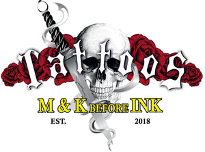 M&K Before Ink