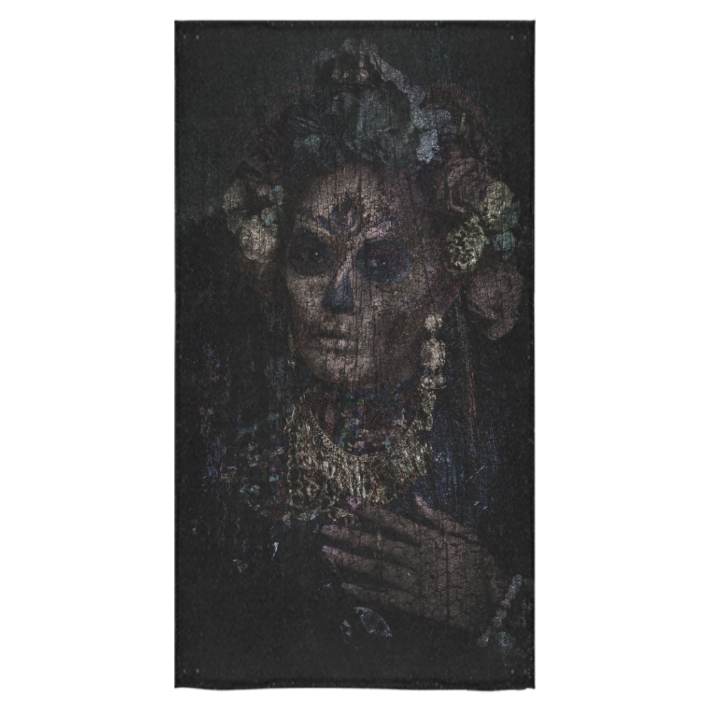 BeWitchy™ Day of the dead towel Bath Towel