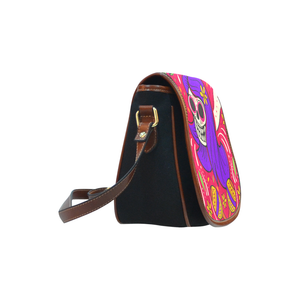 BeWitchy™ day of the dead bag Saddle Bag/Small