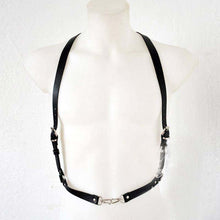 Load image into Gallery viewer, Belt Cowboy Men Leather Harnesses