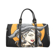 Load image into Gallery viewer, BeWitchy™ Witch Orange Moon Bag New Waterproof Travel Bag/Large