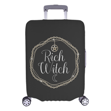 Load image into Gallery viewer, BeWitchy™ rich witch luggage Luggage Cover/Large