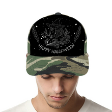 Load image into Gallery viewer, BeWitchy Adult Camo Baseball Hat