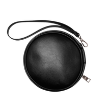 Load image into Gallery viewer, BeWitchy™ rich witch make up purse Round Makeup Bag