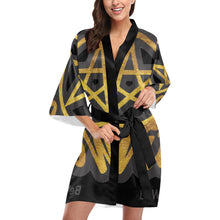 Load image into Gallery viewer, BeWitchy Logo Kimono Kimono Robe