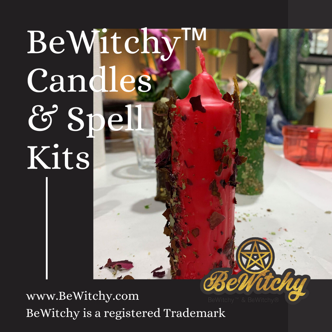 BeWitchy Candle Spell Kits (Love)