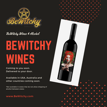 Load image into Gallery viewer, BeWitchy Red Wine
