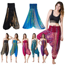 Load image into Gallery viewer, Bohemian Harem Pants