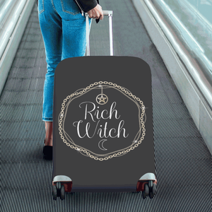 BeWitchy™ rich witch luggage Luggage Cover/Large
