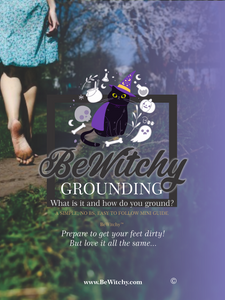 BeWitchy Grounding Booklet