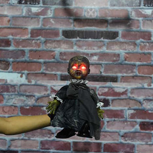 Horror Dolls with light up eyes