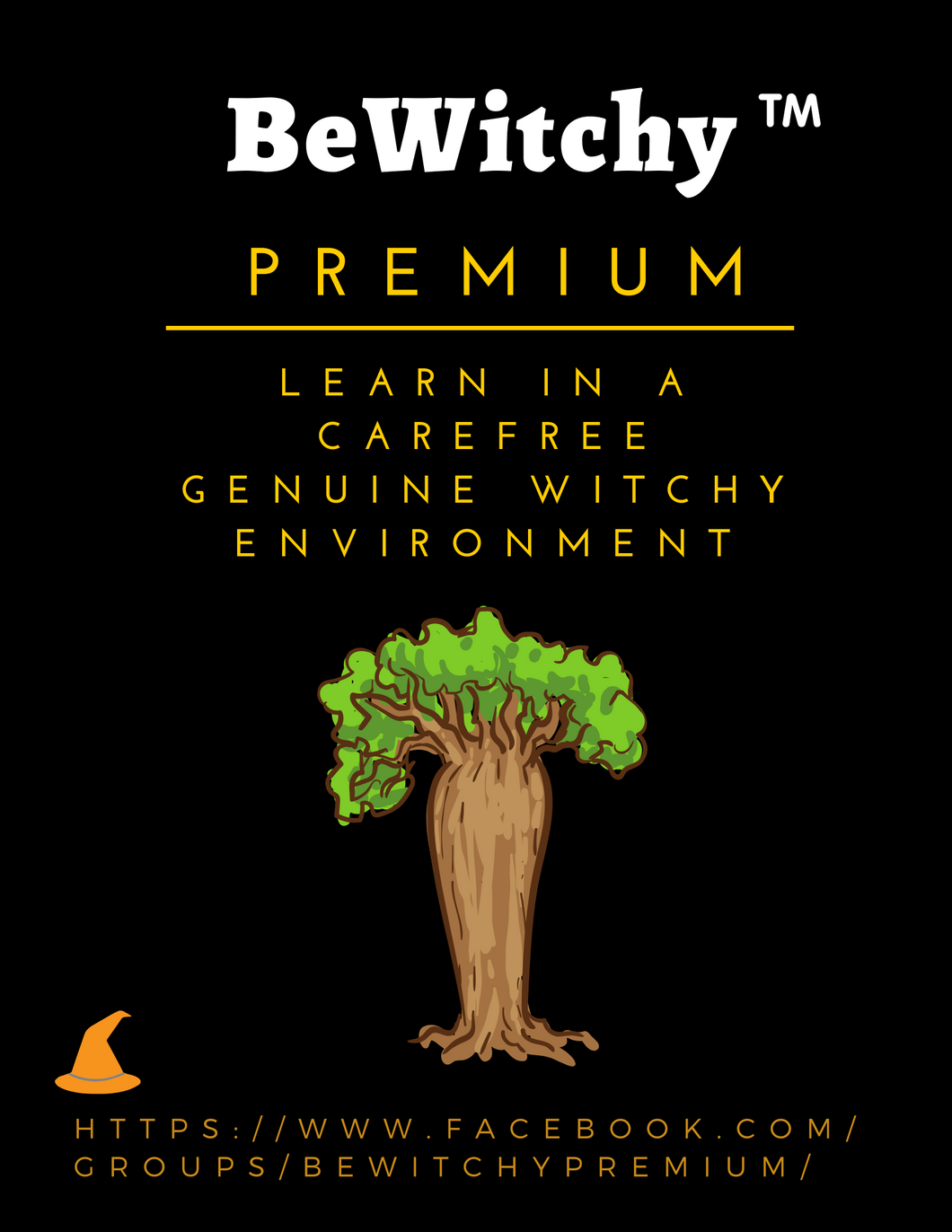 BeWitchy Academy Group