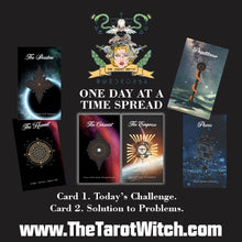 Load image into Gallery viewer, The Tarot Witch™ Toracle™ Cards