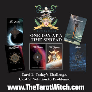 The Tarot Witch™ Toracle™ Cards