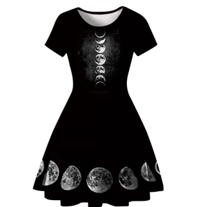 Moon Phase Dress