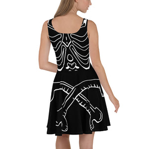 BeWitchy™ Submit to the Magic Skater Dress