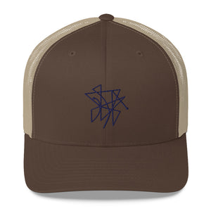 "BeWitchy™ Sigil ""send curses back"" Trucker Cap"