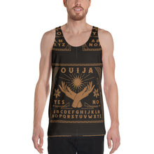 Load image into Gallery viewer, BeWitchy™ Ouija Unisex Tank Top