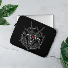 Load image into Gallery viewer, BeWitchy™ Red Eye Laptop Sleeve