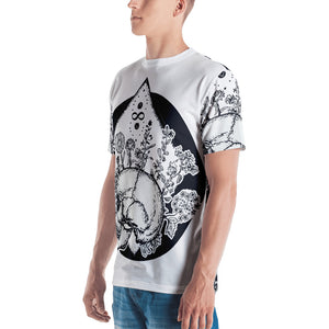 BeWitchy™  Skull Infinity Men's T-shirt
