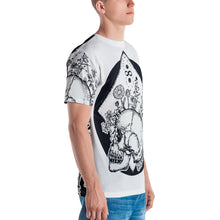 Load image into Gallery viewer, BeWitchy™  Skull Infinity Men's T-shirt