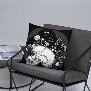 BeWitchy™  Skull Infinity Basic Pillow
