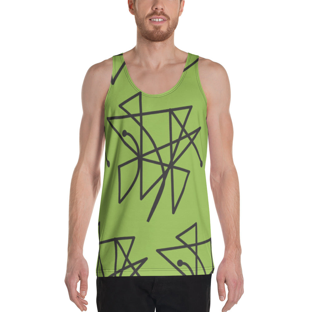 BeWitchy™  Sigil Unisex Tank Top