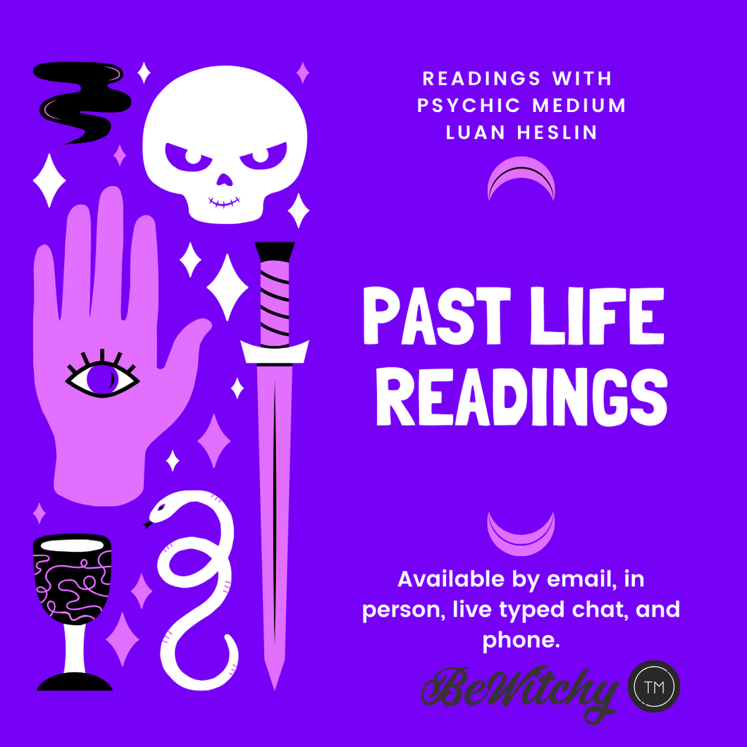 Past Life Readings via Email