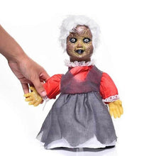 Load image into Gallery viewer, Horror Dolls with light up eyes