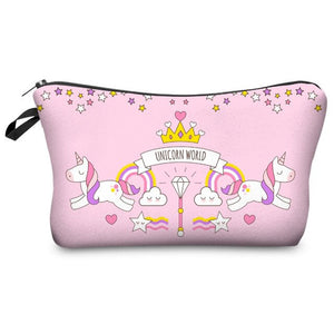 Unicorn Makeup Bags