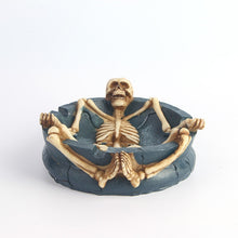 Load image into Gallery viewer, Skull Ashtray