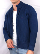 Load image into Gallery viewer, Vintage Ralph Lauren Full Zip- M