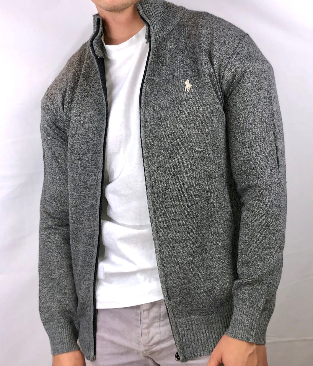Ralph Lauren Zip Up - M