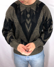 Load image into Gallery viewer, Vintage Fog London Wasp Sweater - L