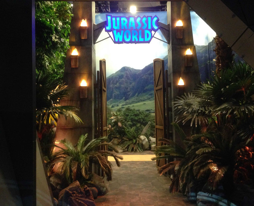 Jurassic World Exhibtion, Melbourne Museum