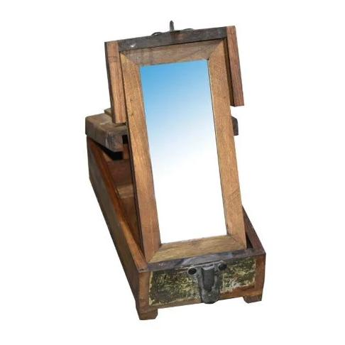 Barber Box Decorative Mirror - HomeStreetHome.ie
