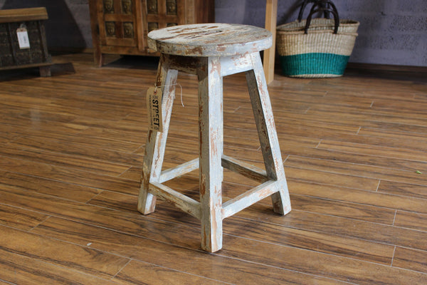 Wooden Kitchen Stools - HomeStreetHome.ie