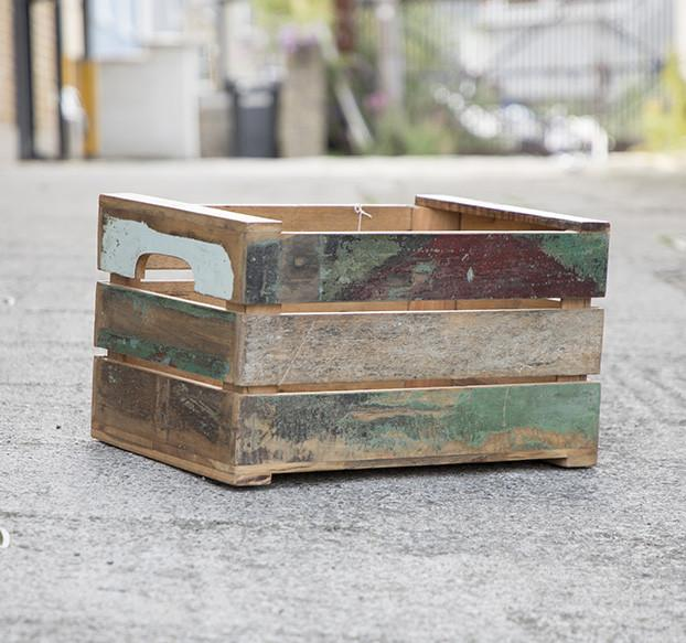 Bottle Crate - HomeStreetHome.ie