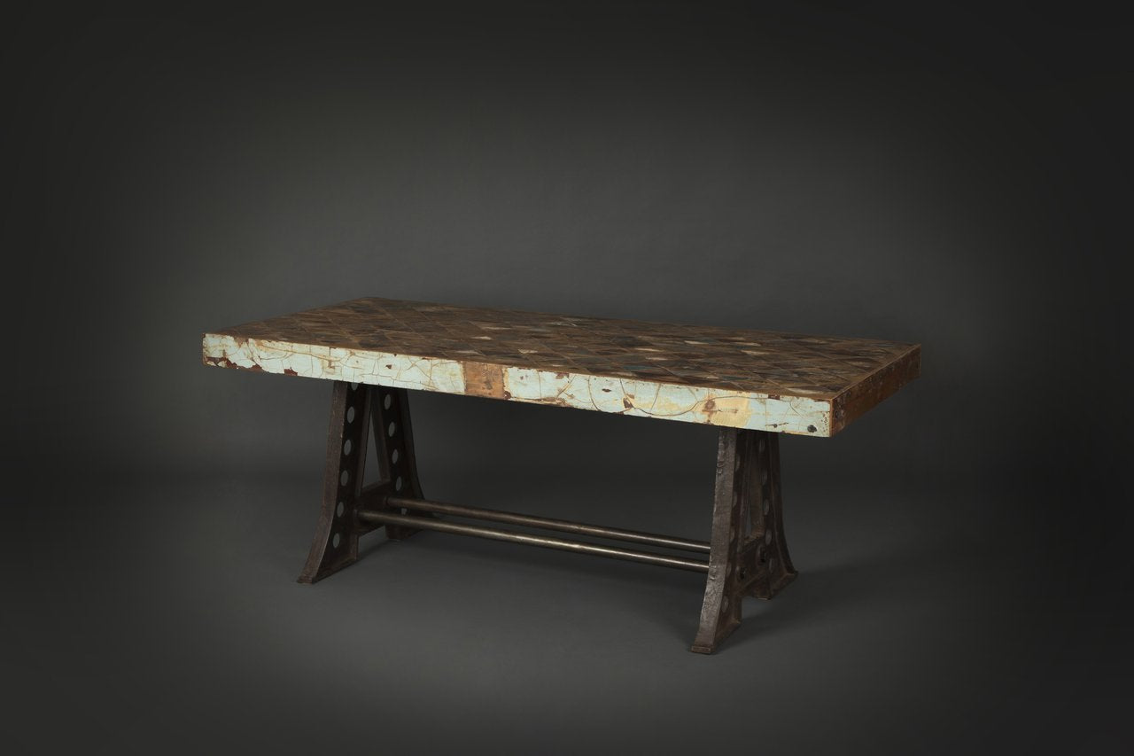 Handcrafted Solid Wood Kitchen Dining Tables