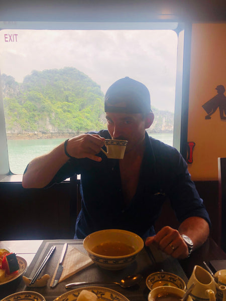 pho in ha long bay