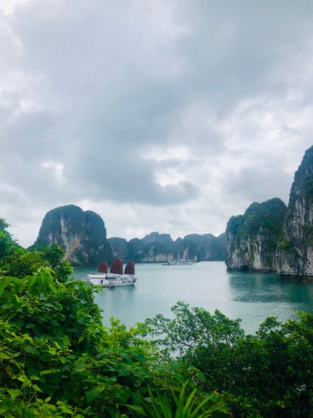 views of ha long bay