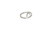Load image into Gallery viewer, Take Me To The Beach ring - silver